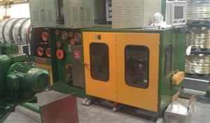 High Speed Single Fine Wire Drawing Machine with Inline Annealer