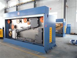 Inline Continuous Annealer for Single/Double Wire Rod Breakdown Machine